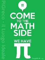Come to the math side